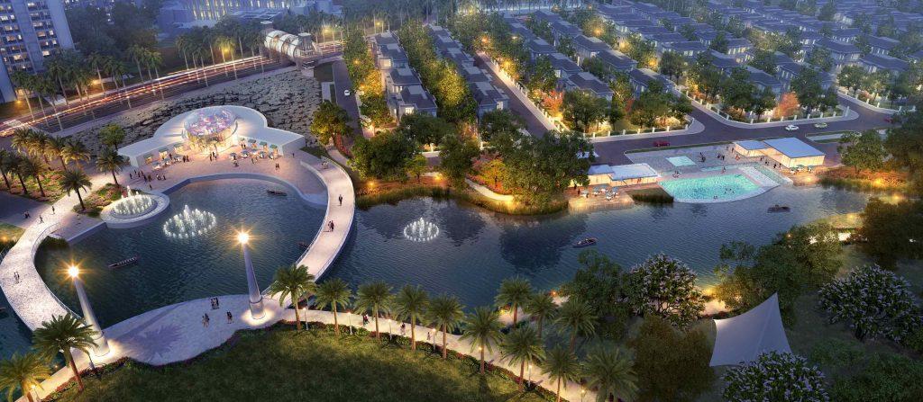 Công viên ven sông lớn nhất Sài Gòn với hơn 40 tiện ích